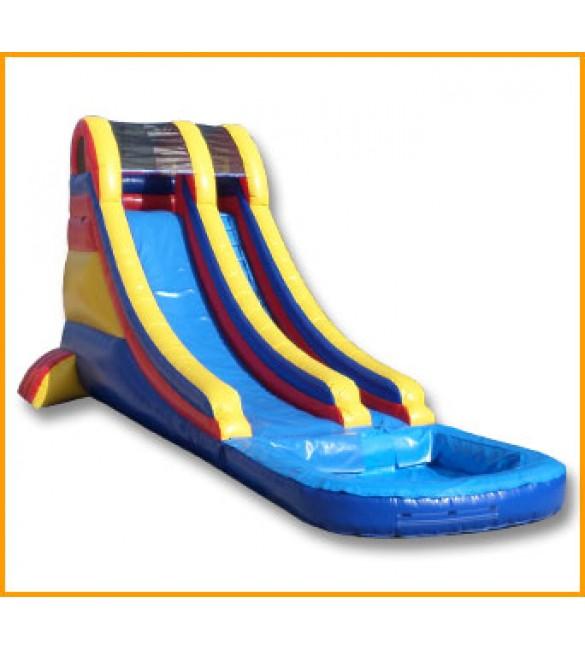 20' Water Slide 27'L x 15'W x 20'H