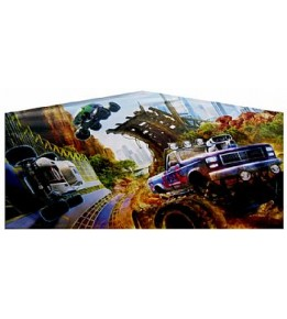 Monster Trucks Banner