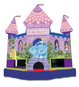 Disney Princess Clubhouse 15'L x 15' W