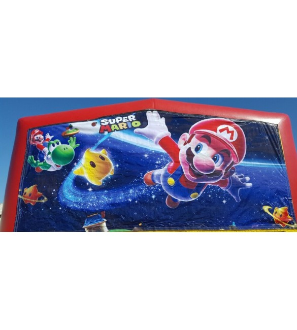 Super Mario Banner