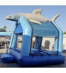 Shark Bouncer 15' x15'x15'