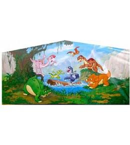Dinosaurs Banner