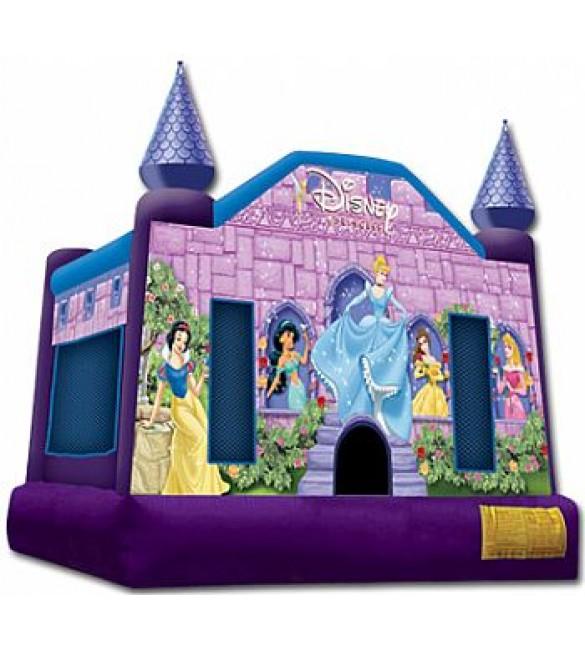 Disney Princess Castle 13'L X 13'W