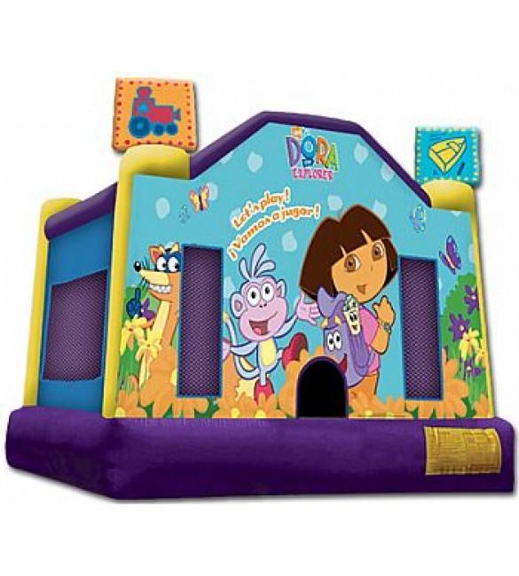 Dora Bouncer 13'L X 13'W