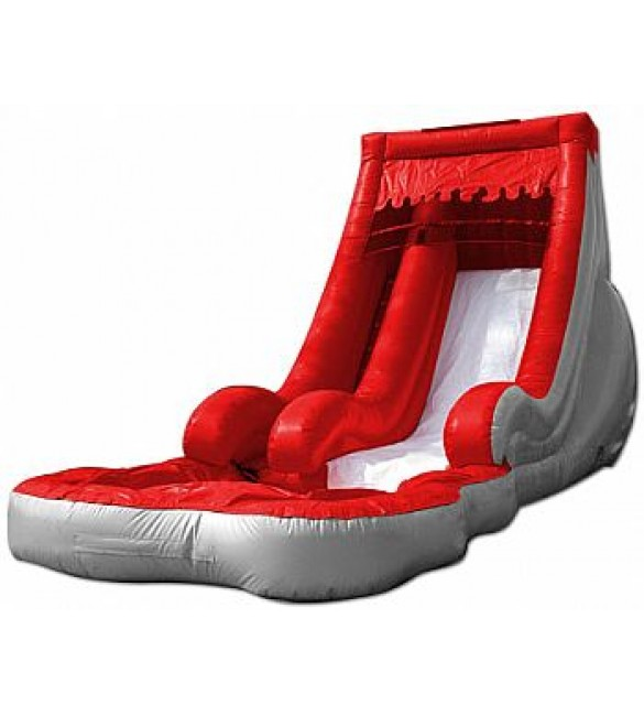 Big Volcano Water Slide 31'L X 14'W X 15'H
